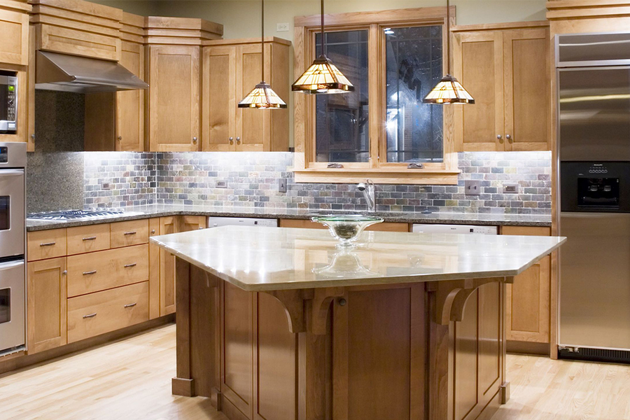 Cabinets in Coppell, TX from Floor & Wall Design