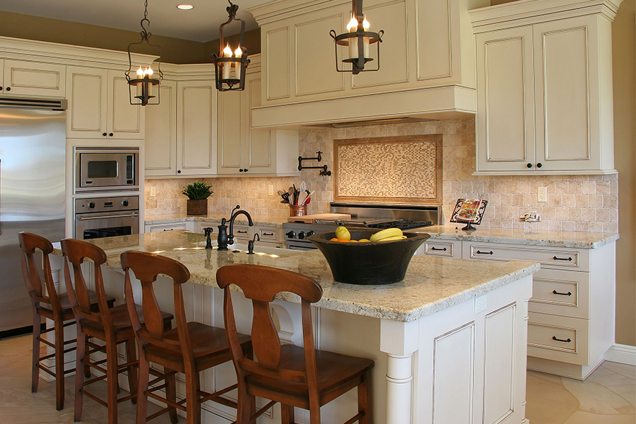 Cabinets in Orange, CA from TS Home Design Center / Rite Loom Flooring