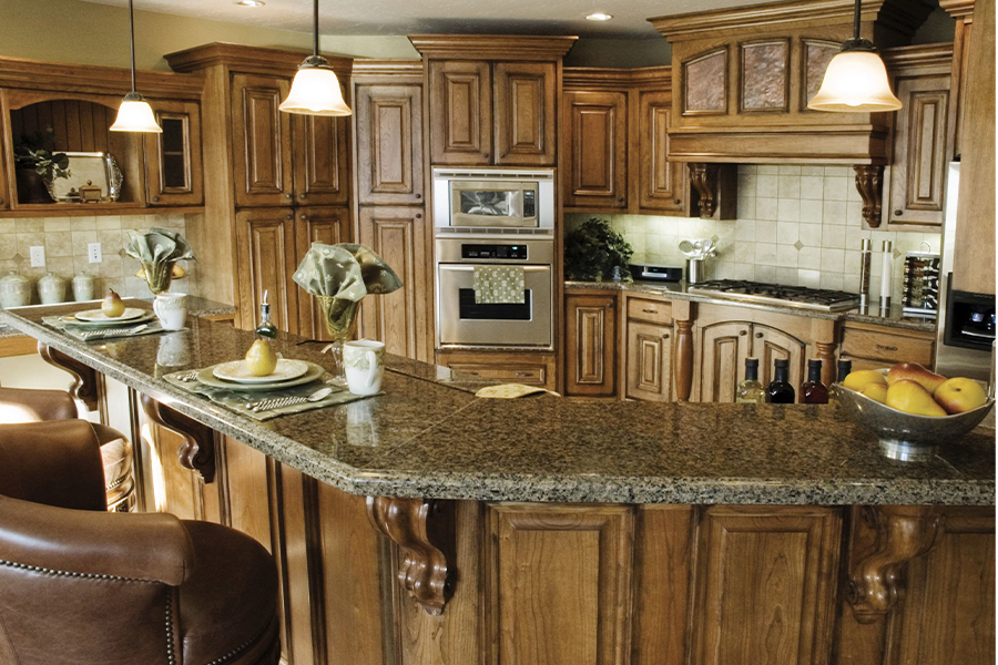 Countertops from Morris Floors & Interiors in Mountain View, WA