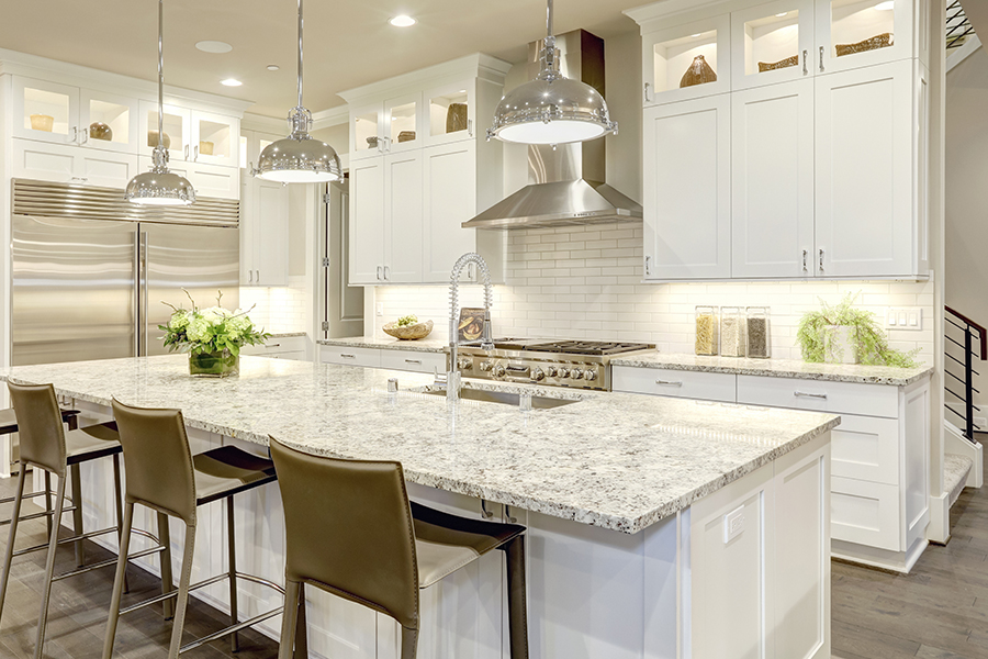 Countertops in Lewisville, TX from Floor & Wall Design