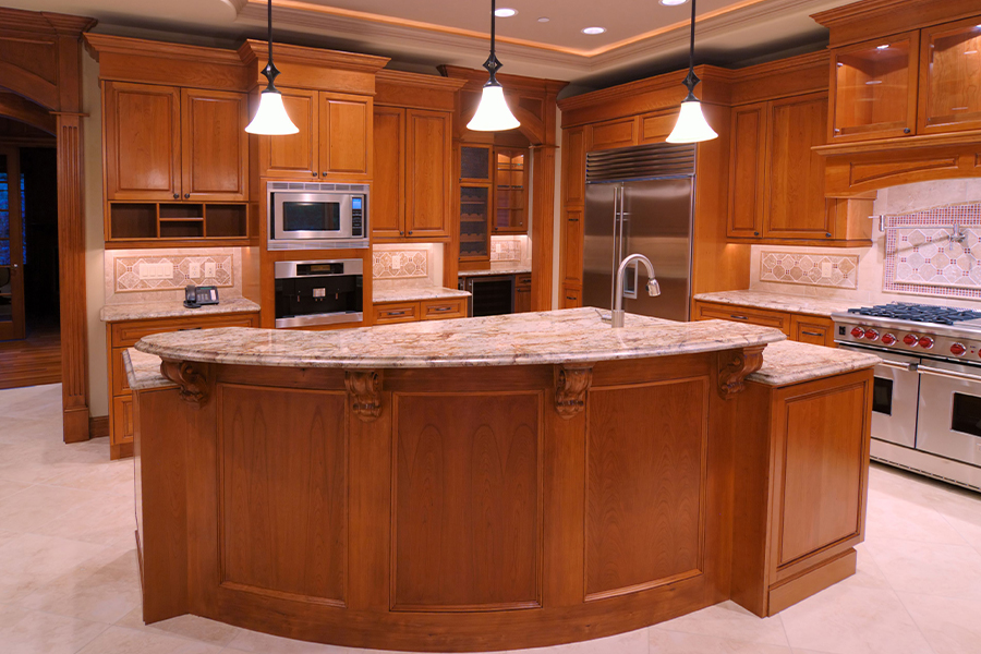 The Hurst, TX area's best countertops store is iStone Floors