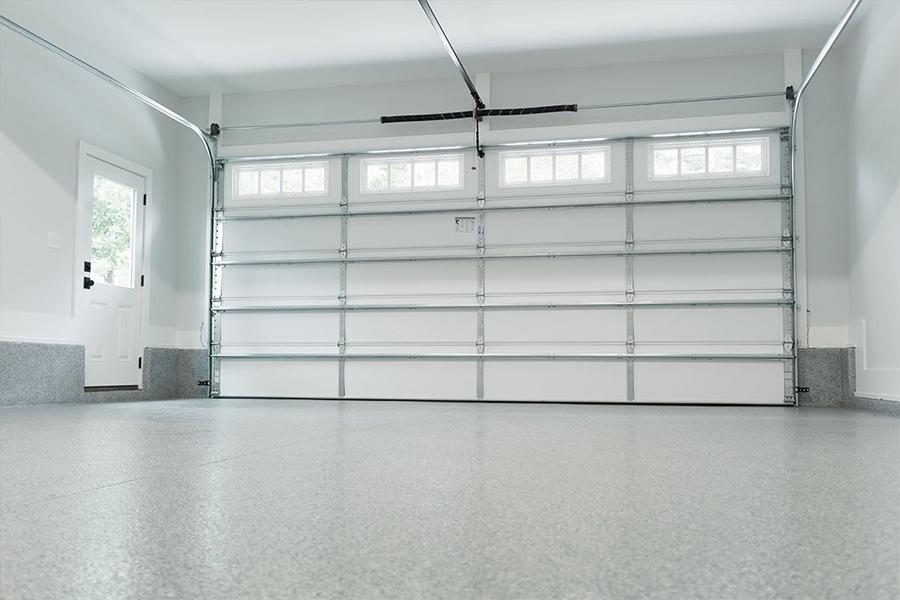 Epoxy flooring in Sacramento, CA from On Point Flooring