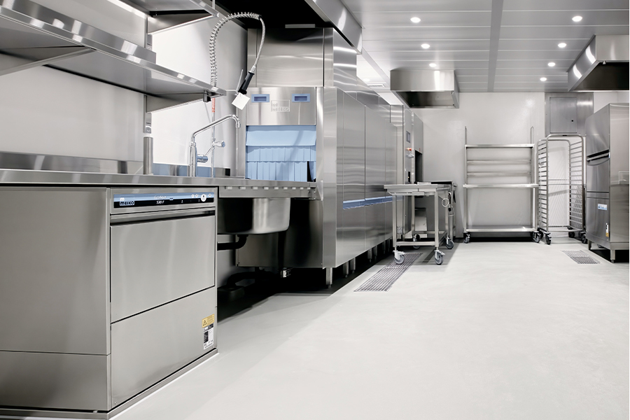 Epoxy flooring in Carmichael, CA from On Point Flooring