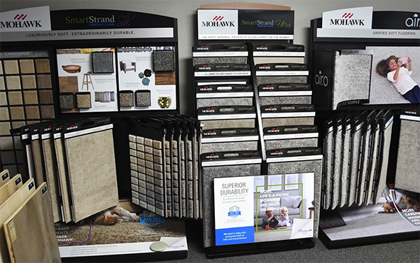 Most recommended flooring store serving the Des Moines, IA area