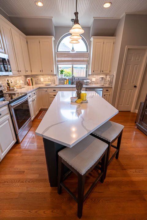 Kitchen remodeling  in Lewisville, TX from Floor & Wall Design