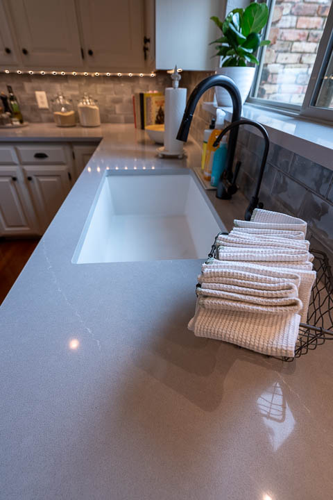 Kitchen remodeling  in Flower Mound, TX from Floor & Wall Design