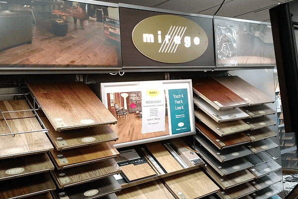 Most recommended flooring store serving the Culpeper, VA area