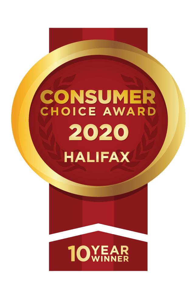 Taylor flooring in Nova Scotia received the Consumer Choice Award in 2018