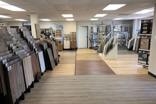 Flooring shop serving the Elmwood, LA area