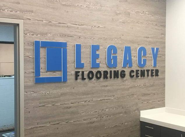 Flooring design professionals in the Cedar City, UT area - Legacy Flooring Center