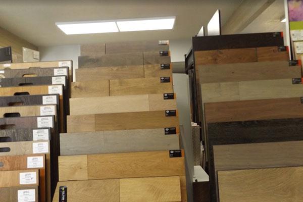 Flooring experts at Legacy Flooring Center