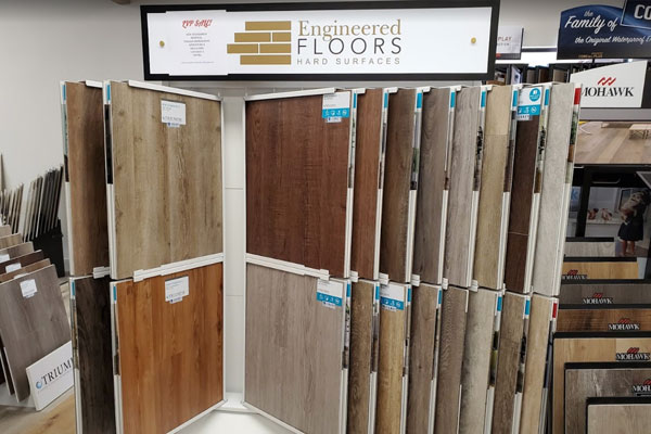 Highly rated flooring shop serving the St. George, UT area