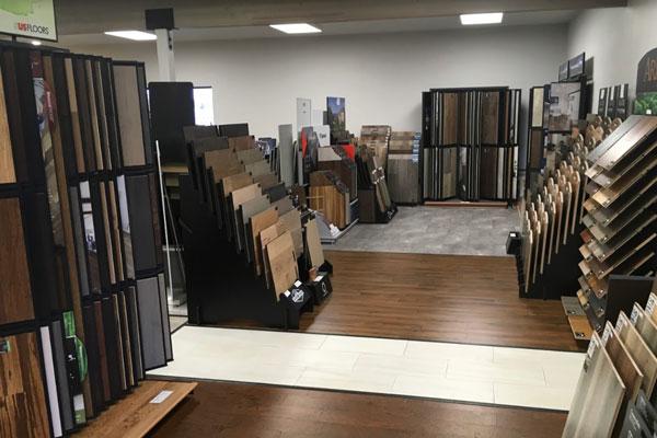 Flooring shop serving the Cedar City, UT area