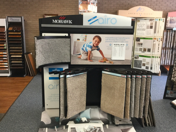 Floor covering experts serving the Little River, SC area