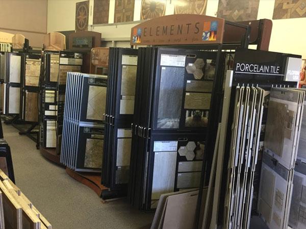 Flooring shop serving the DuBois, PA area