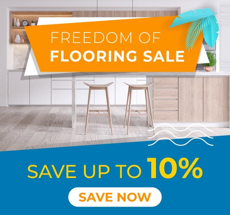 Freedom of Flooring Sale