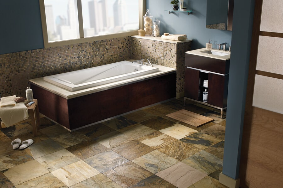 Best natural stone in Groton, CT from Eastern CT Flooring