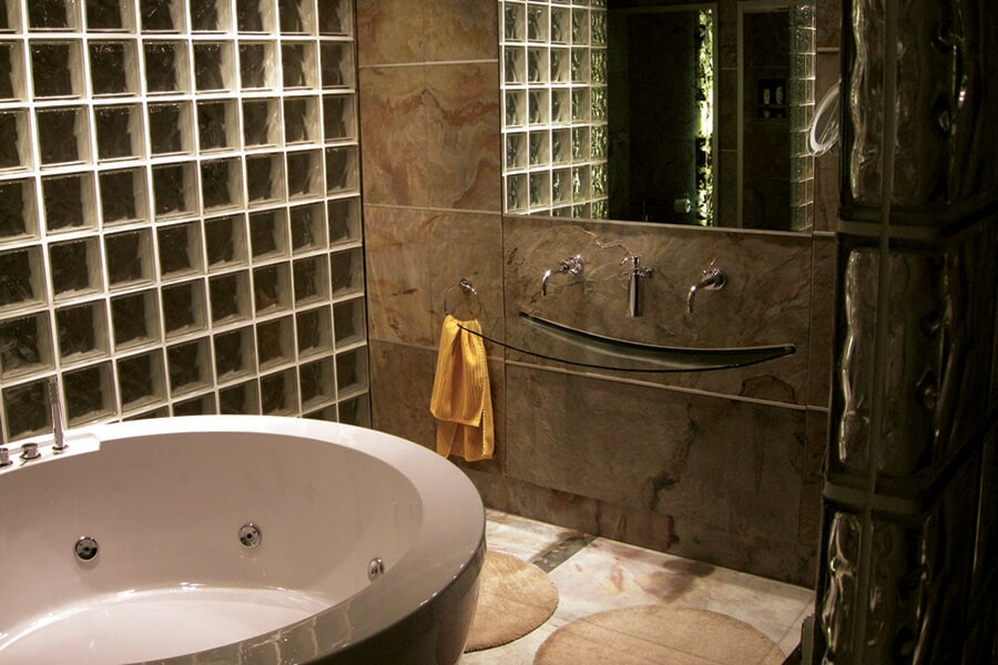 Timeless natural stone in New London, CT from Eastern CT Flooring