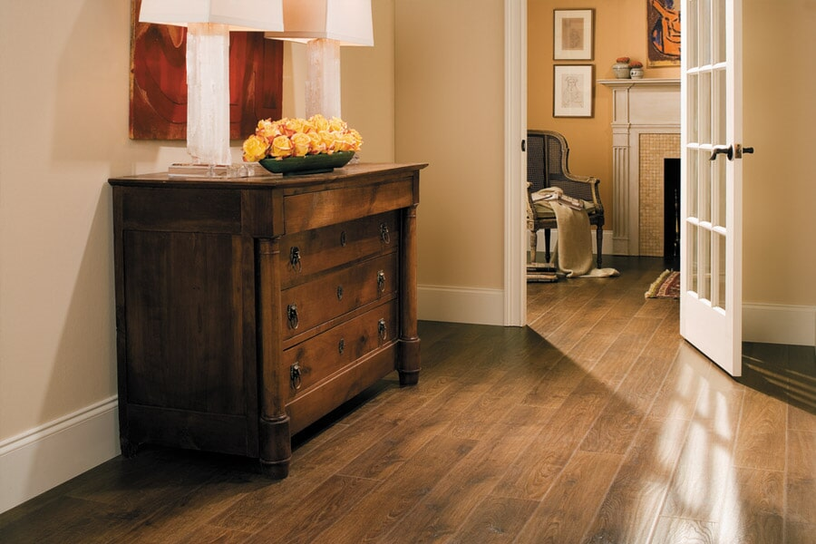 Contemporary laminate in Groton, CT from Eastern CT Flooring