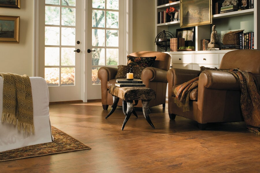 Stylish laminate in New London, CT from Eastern CT Flooring