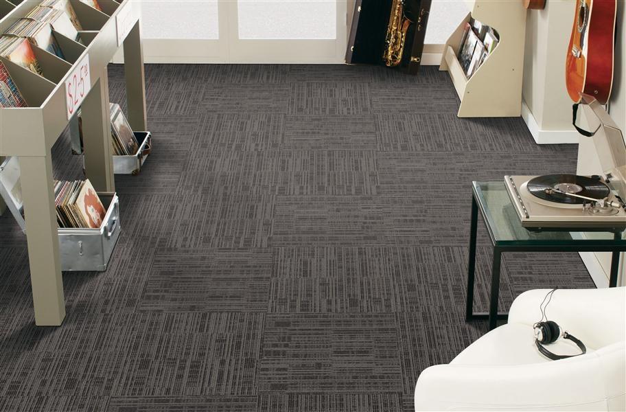Luxury carpet tile in Jacksonville, FL from Dexters Contracting
