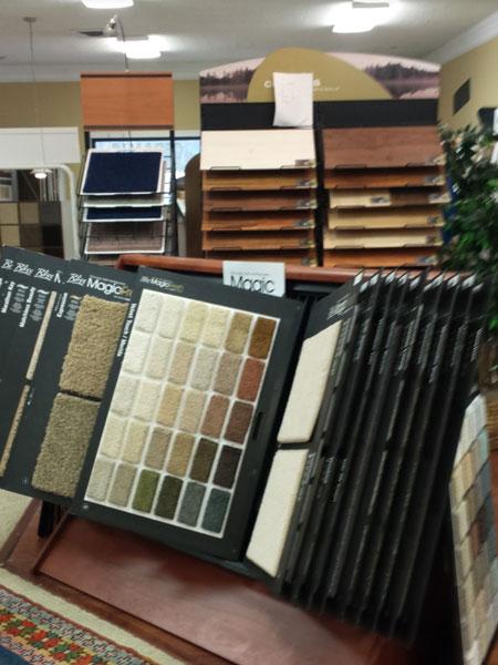 Flooring shop serving the Powhatan, VA area