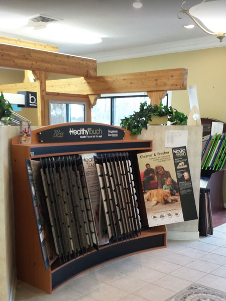 Most recommended flooring store serving the Midlothian, VA area