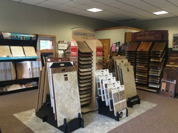 Flooring shop serving the Tallmadge, OH area