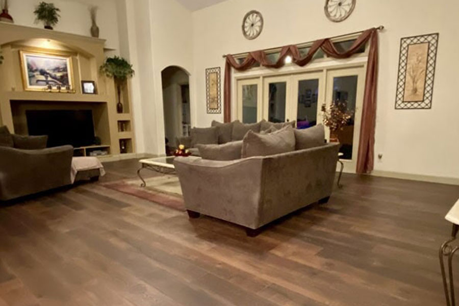 View work from East Coast Flooring in the  area