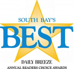 Voted South Bays Best Flooring Store, 2018