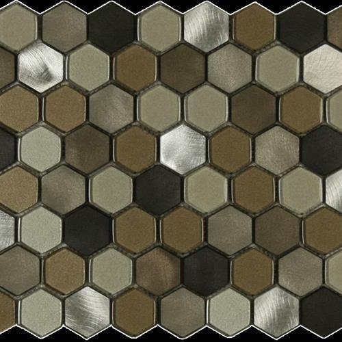 Shop for Metal tile in Metairie, LA from Floor De Lis