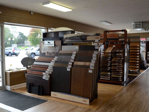 Most recommended flooring store serving the Highland, IN area