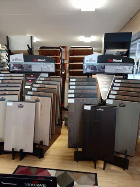 Flooring experts at Quality Carpets and Floors