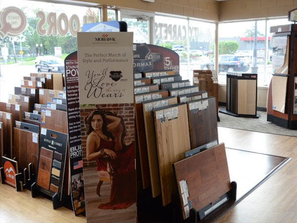 Your flooring experts serving the Hammond, IN area