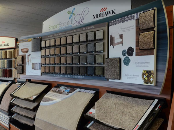 Highly rated flooring shop serving the Hammond, IN area