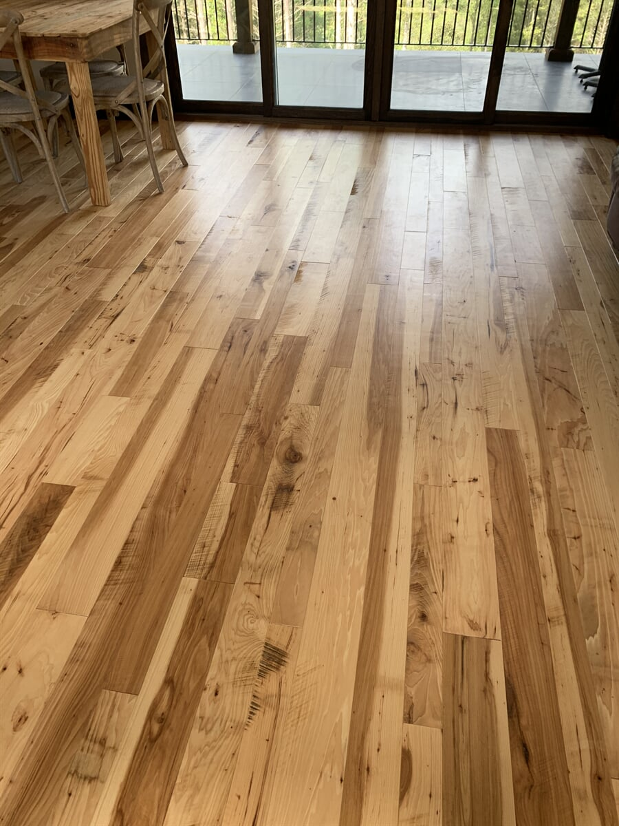 About Unfinished Hardwood in Hudson, NC from Munday Hardwoods, Inc