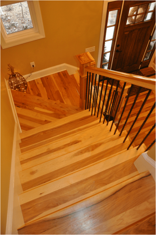 Stair Systems in Lenoir, NC from Munday Hardwoods, Inc