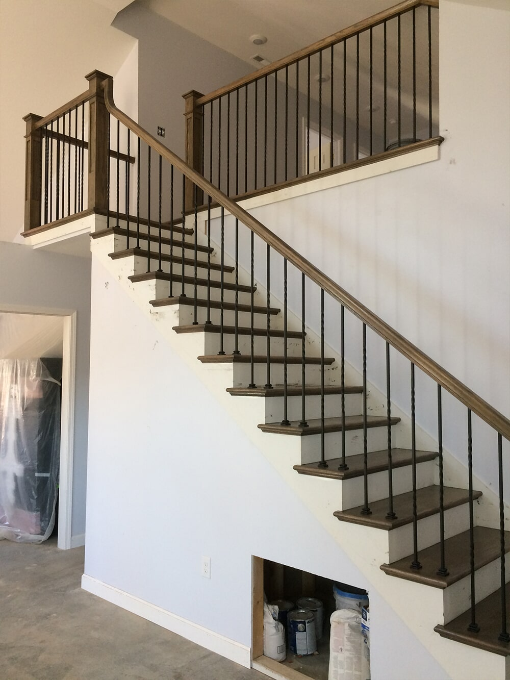 Stair Systems in Morganton, NC from Munday Hardwoods, Inc