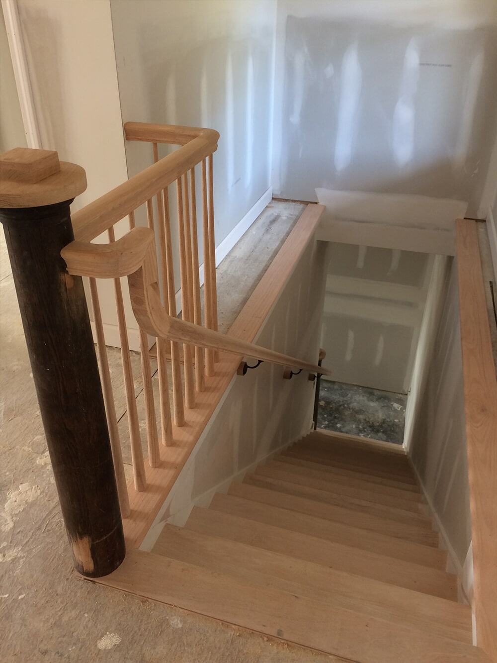 Stair Systems in Hudson, NC from Munday Hardwoods, Inc