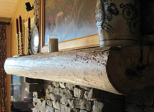 Mantles and Beams in Hickory, Lenoir, & Morganton NC from Munday Hardwoods, Inc