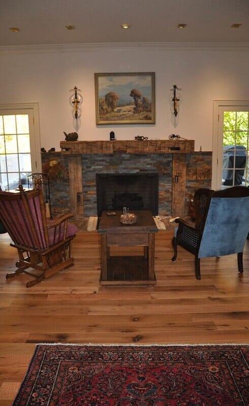 Reclaimed Hardwood in Morganton, NC from Munday Hardwoods, Inc