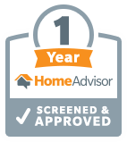 1 Year Home Advisor Screen Approved