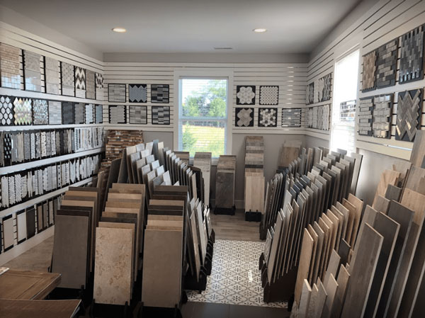 Flooring shop serving the Greer, SC area