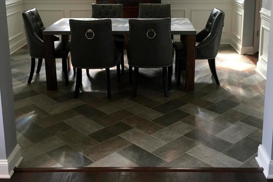 The best tile in Cornelius, NC from LITTLE Wood Flooring & Cabinetry