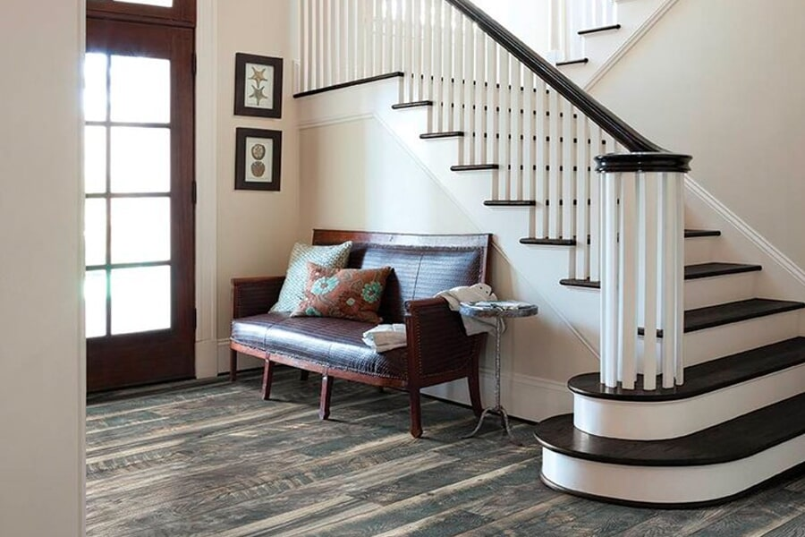 Staircases in Mooresville, NC from LITTLE Wood Flooring & Cabinetry