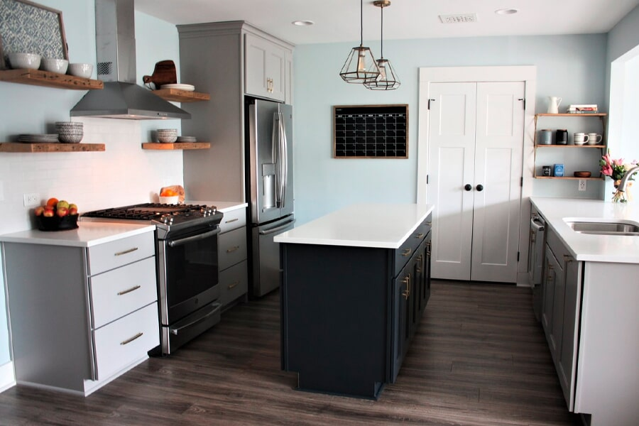 Cabinetry in Charlotte, NC from LITTLE Wood Flooring & Cabinetry