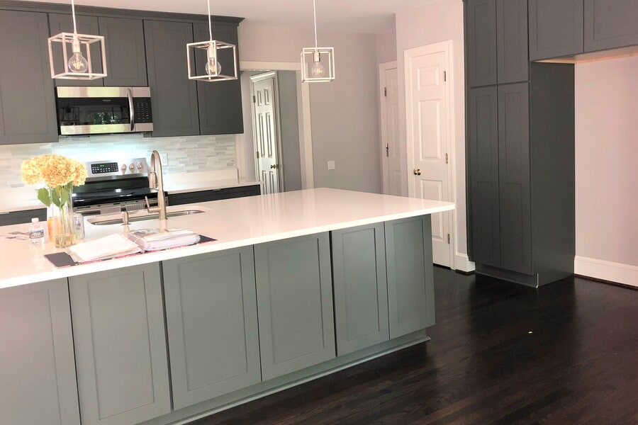 Cabinetry in Mooresville, NC from LITTLE Wood Flooring & Cabinetry