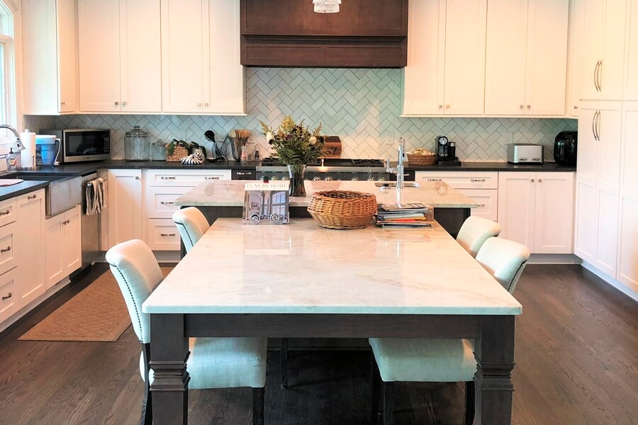 Cabinetry in Huntersville, NC from LITTLE Wood Flooring & Cabinetry