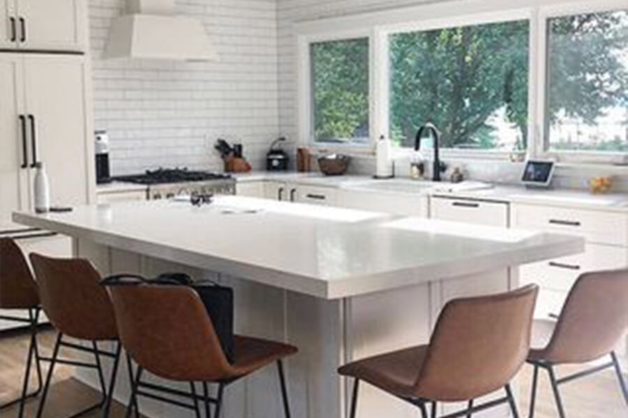 Kitchen remodeling in Charlotte, NC from LITTLE Wood Flooring & Cabinetry