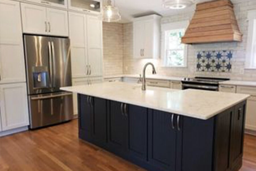 Kitchen remodeling in Mooresville, NC from LITTLE Wood Flooring & Cabinetry